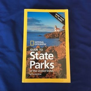 National Geographic USA State Parks Book, 5th Ed.